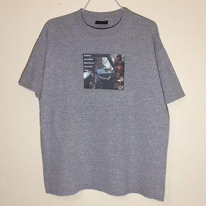 Vintage 1990s Very Rare Serial Killer T-Shirt